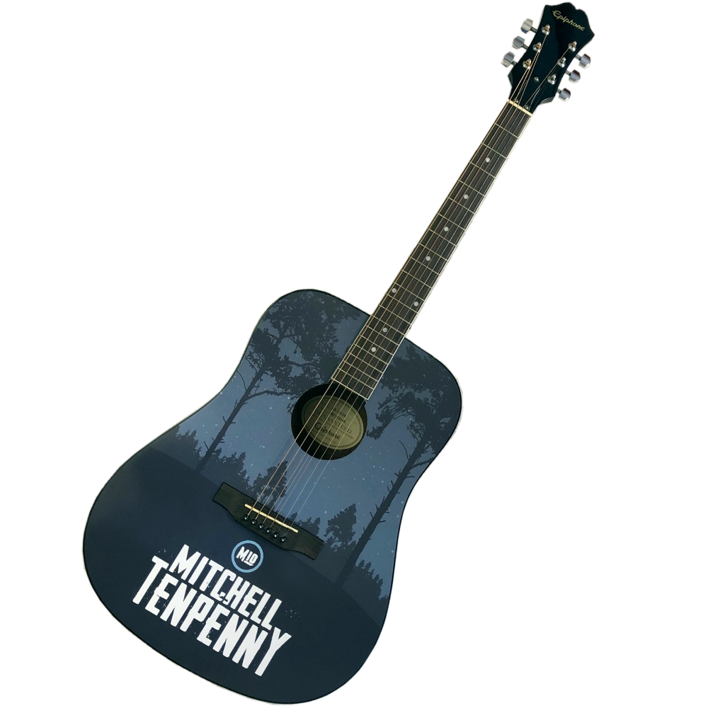 Mitchell Tenpenny Guitar