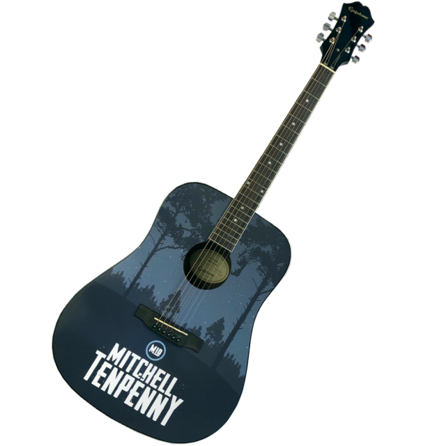 Mitchell Tenpenny Guitar