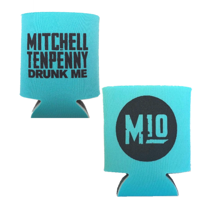 Mitchell Tenpenny Turquoise Can Coolie